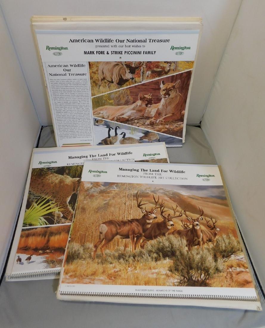 Remmington Calendar/ Prints
