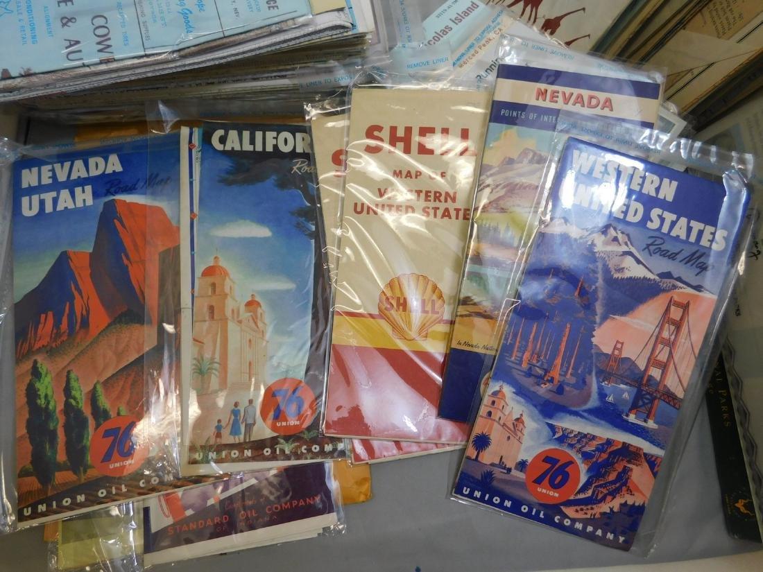 Vintage Maps - 2