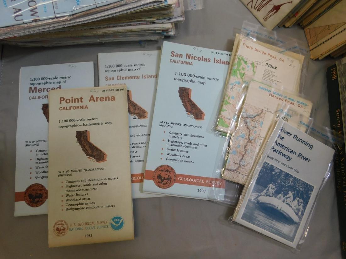 Vintage Maps - 3