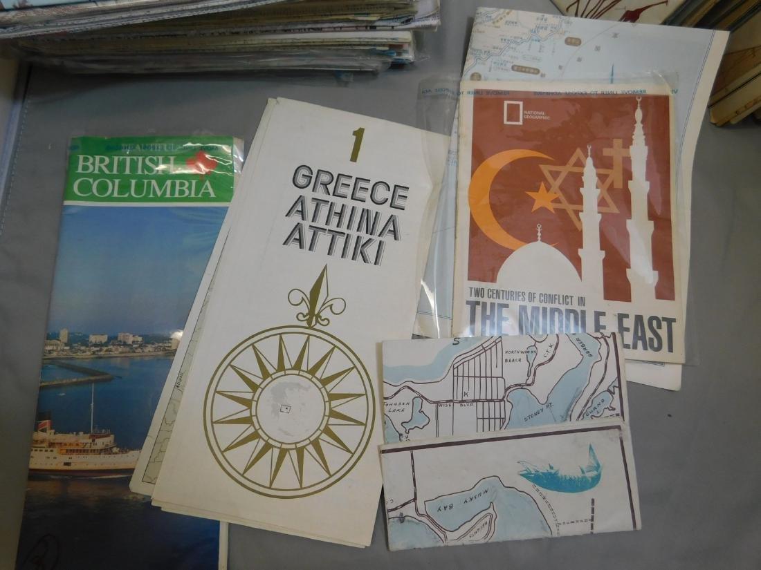 Vintage Maps - 4