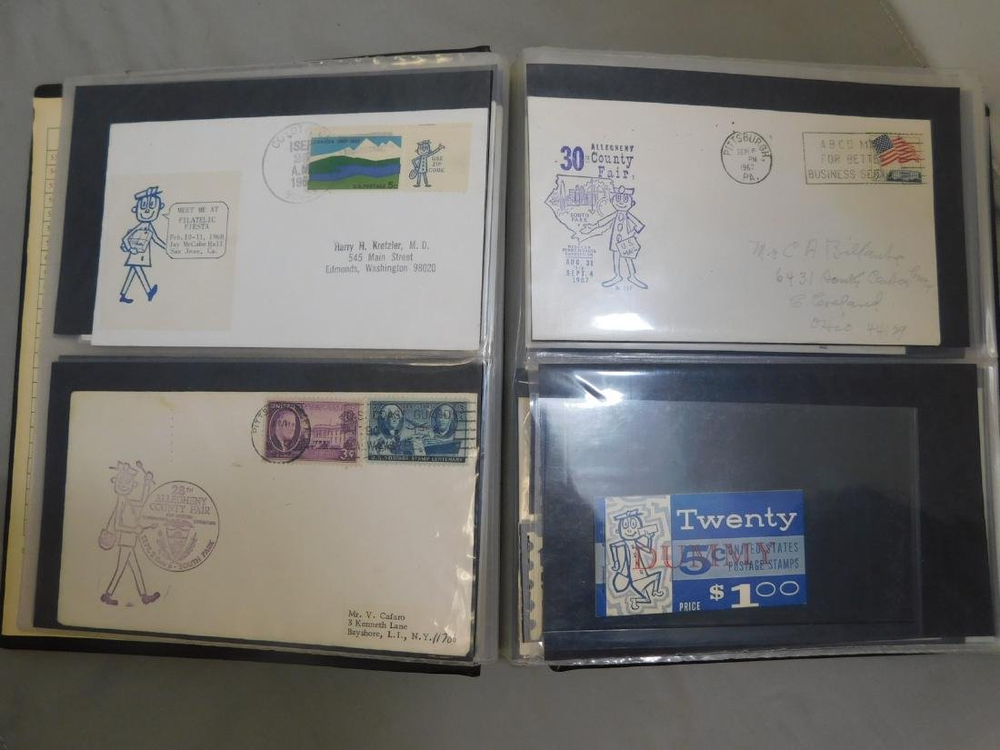 Stamp 1st day Covers - 10