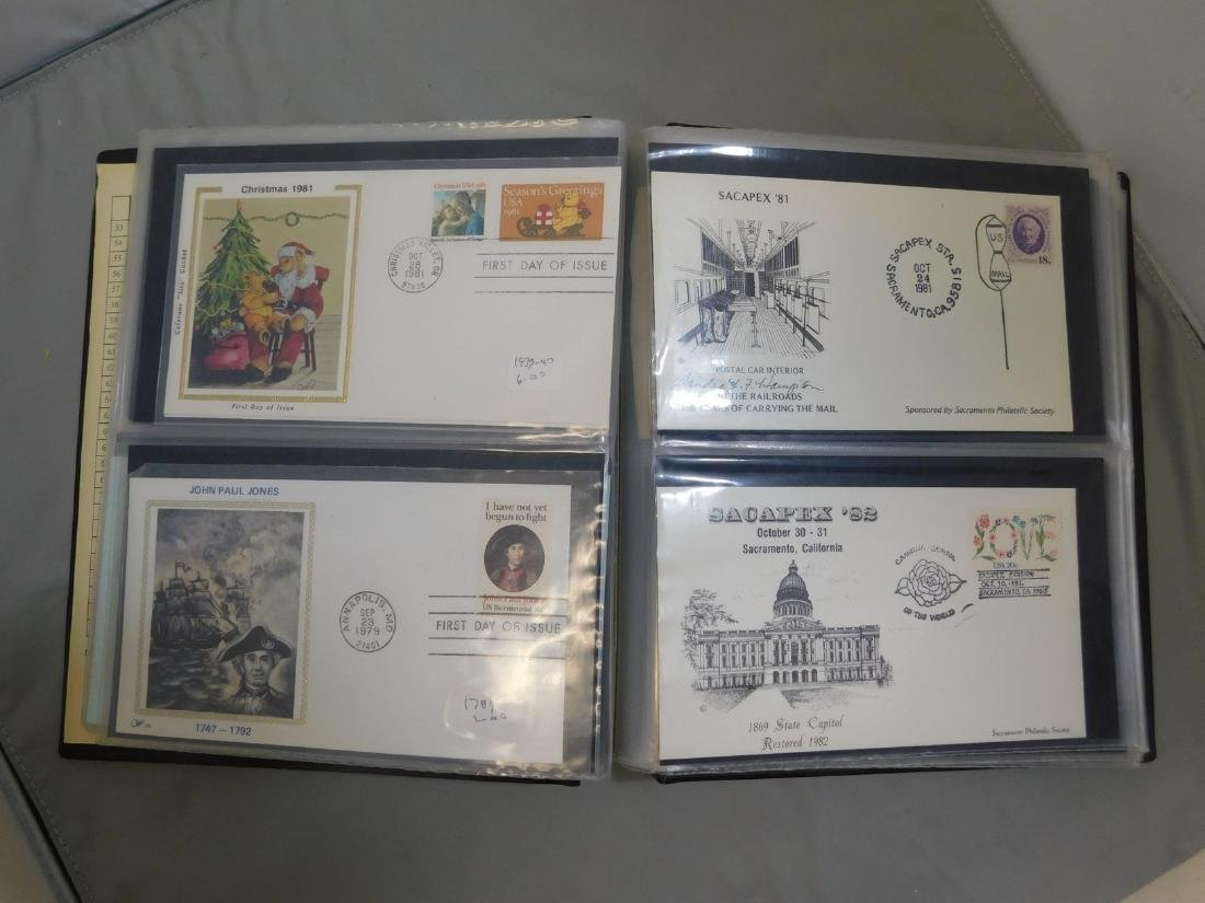 Stamp 1st day Covers - 9