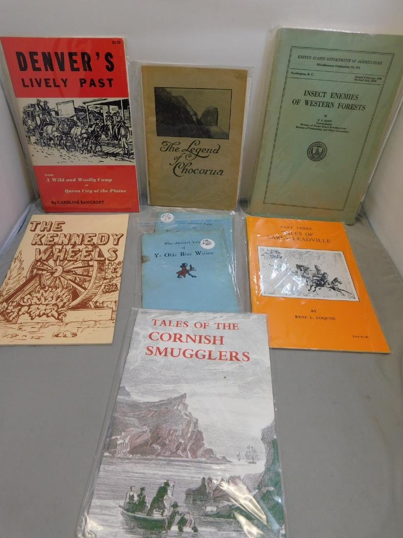 Western Guides & Historical Pamphlets