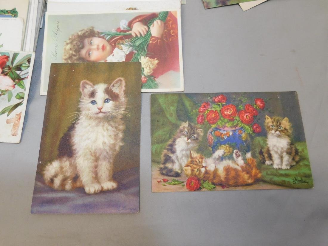 CHRISTMAS HOLIDAY POSTCARDS - 5