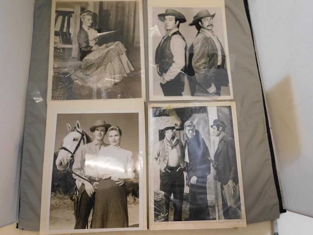 4 BLACK & WHITE PHOTOS NBC & MORE