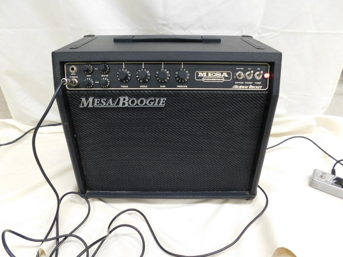 MESA BOOGIE GUITAR AMP
