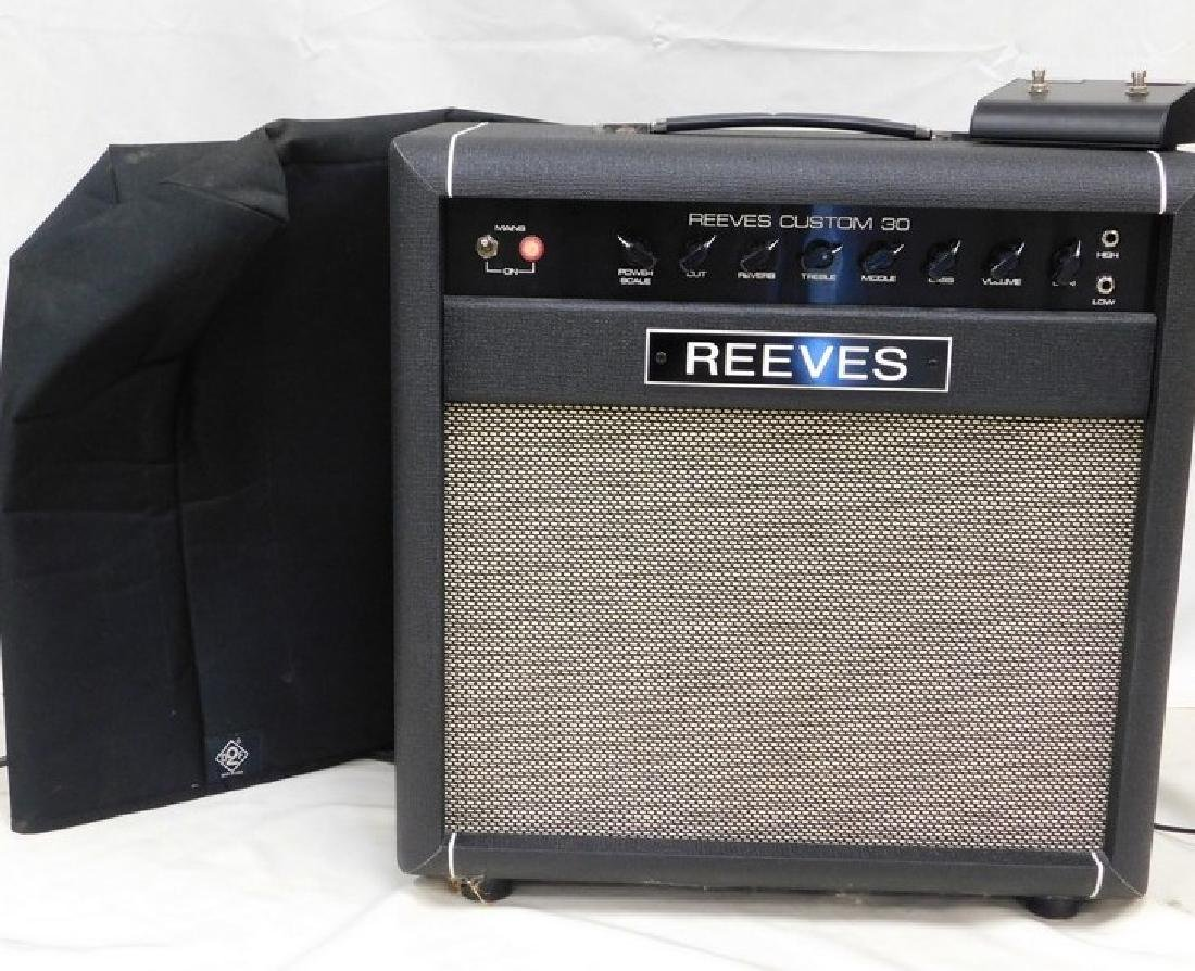 REEVES AMPLIFIER & COVER