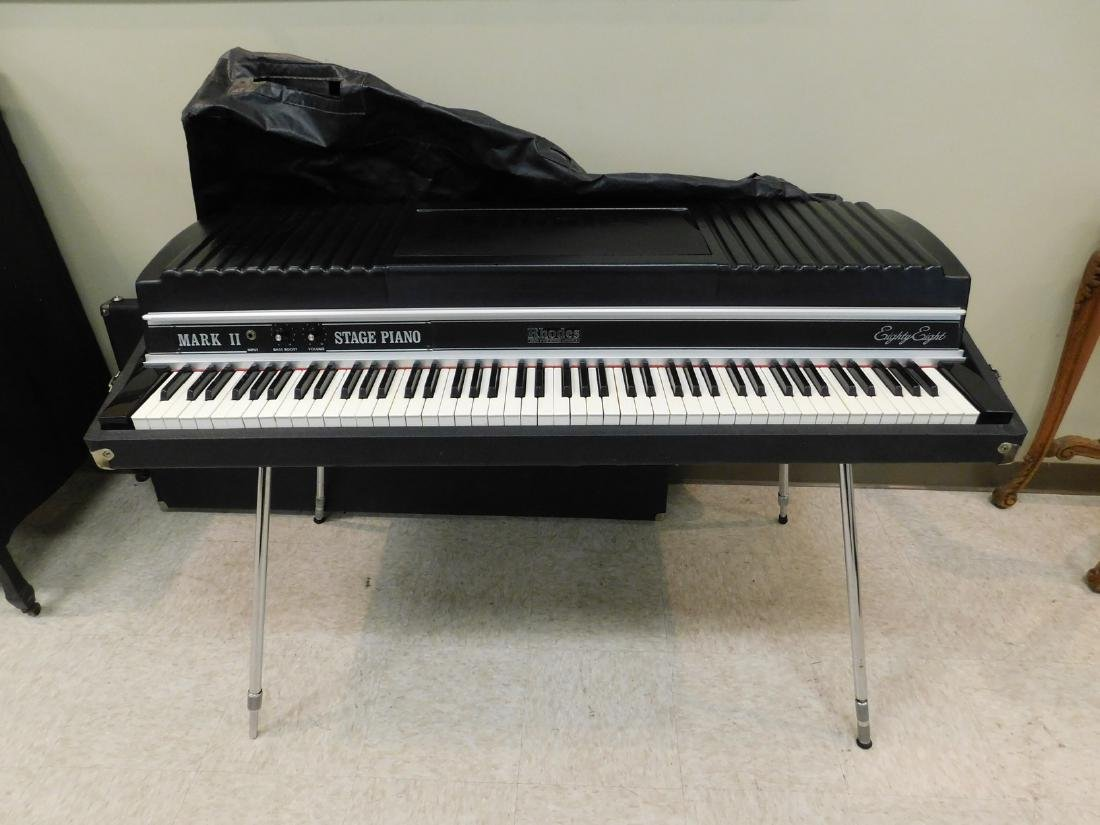 RHODES STAGE PIANO & MORE