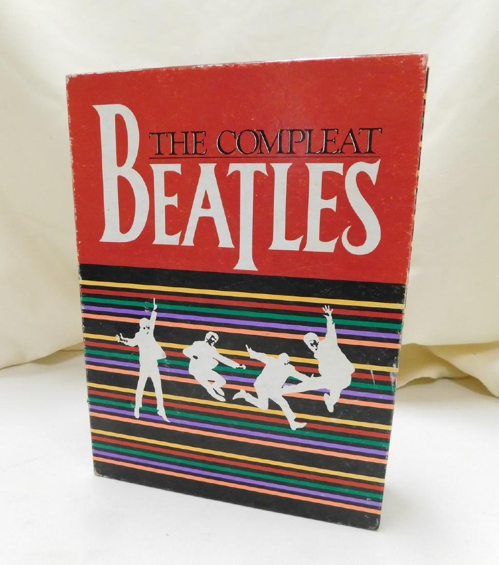 THE COMPLETE BEATLES MUSIC BOOKS