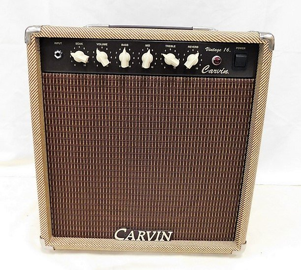 VINTAGE CARVIN GUITAR AMP