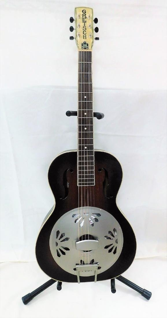 GRETSCH ACOUSTIC GUITAR