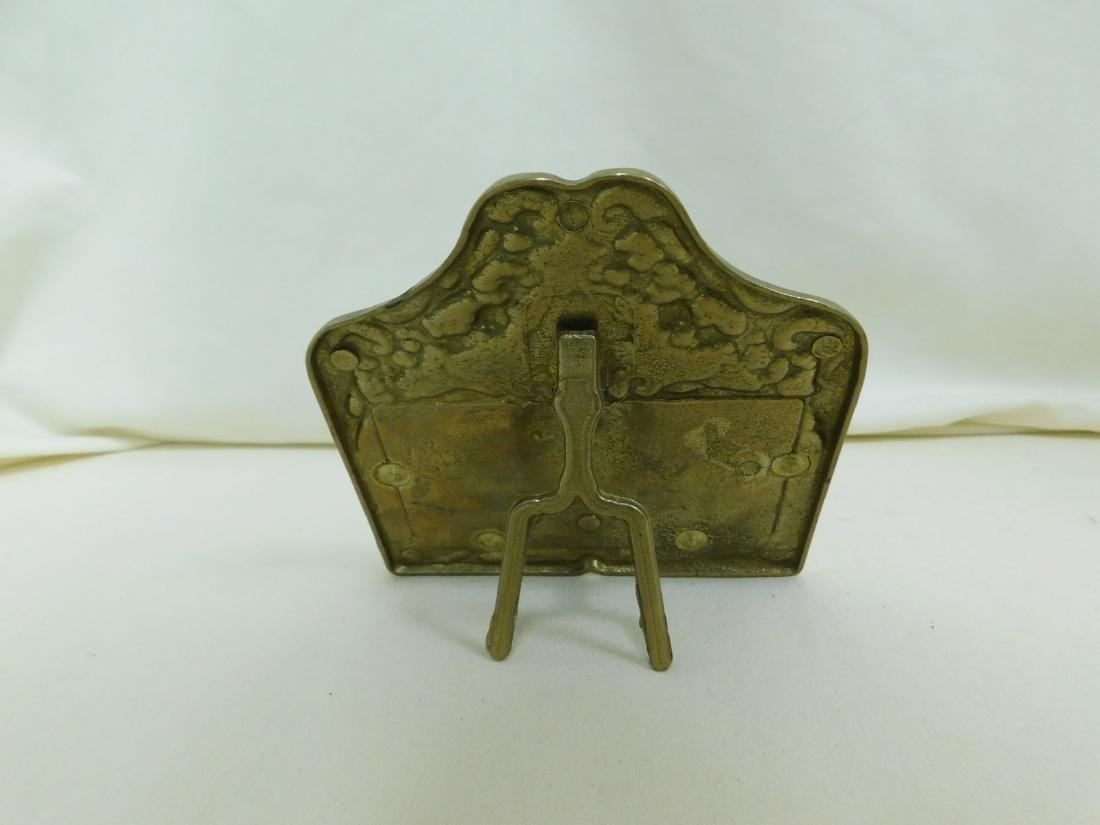 VINTAGE CARD HOLDER & BOTTLE OPENER - 3