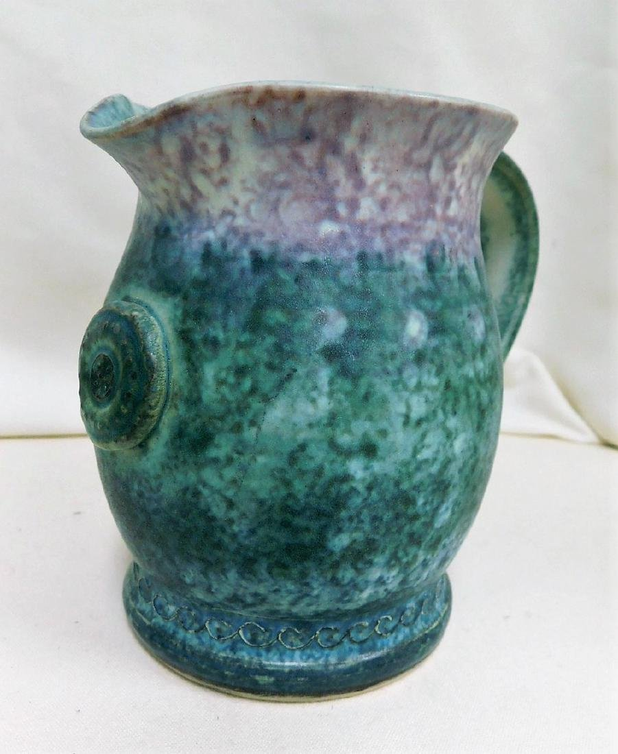 CONWAY POTTERY PITCHER & MORE - 2