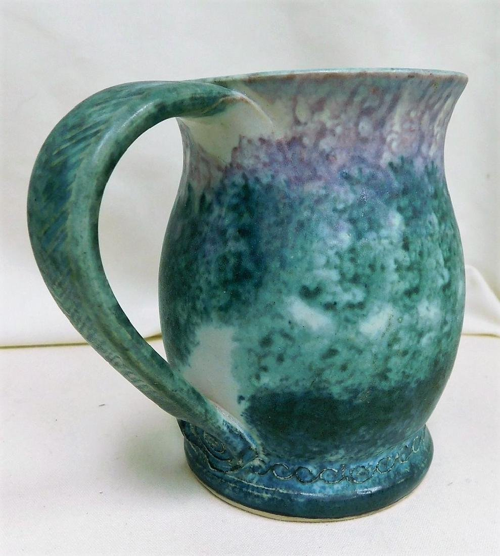 CONWAY POTTERY PITCHER & MORE - 3
