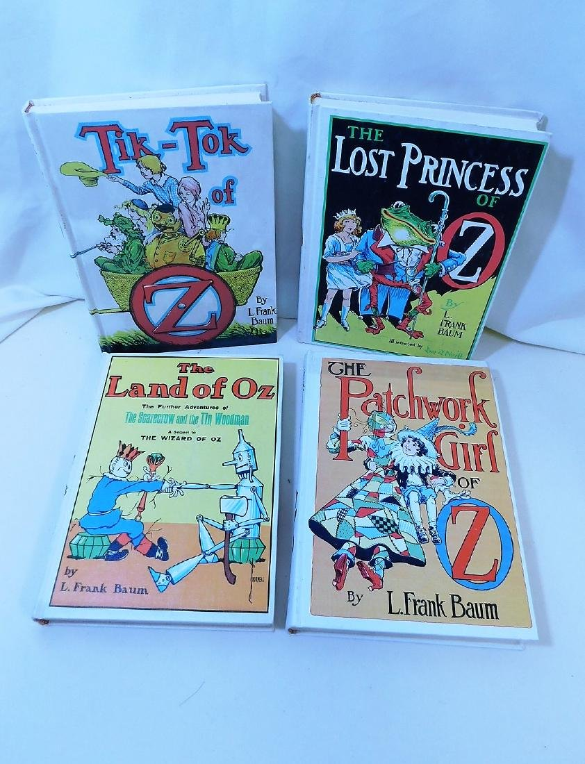COLLECTION OF OZ BOOKS