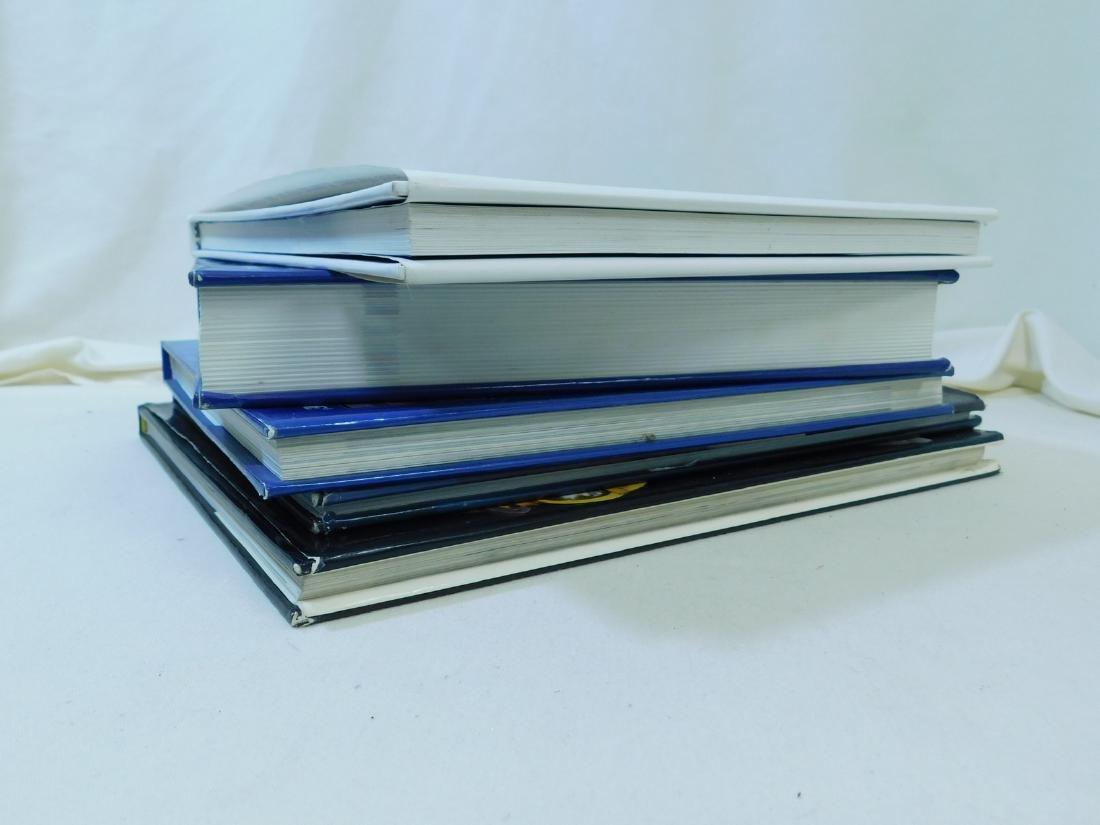 4 MUSTANG COFFEE TABLE BOOKS & MORE - 6