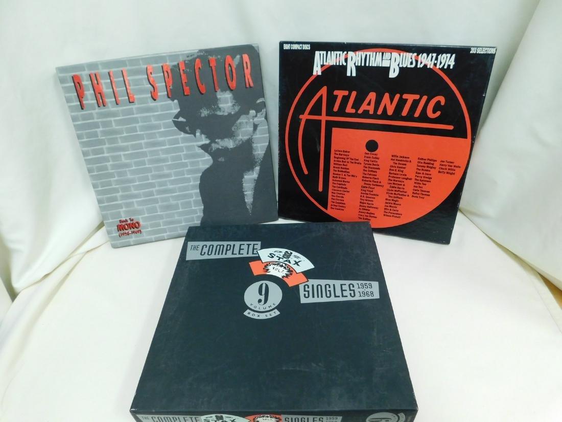 3 CD BOX SETS