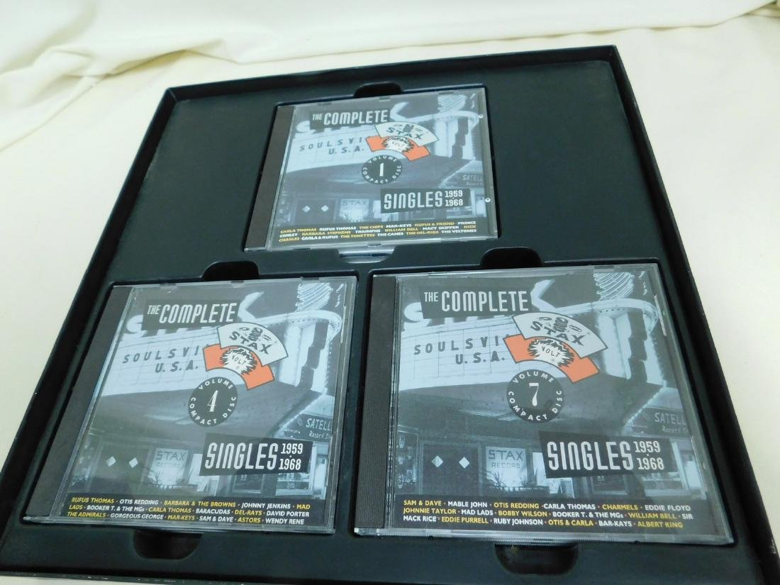 3 CD BOX SETS - 3