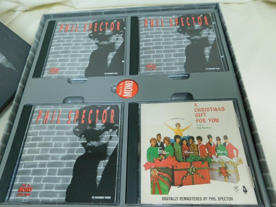 3 CD BOX SETS - 5