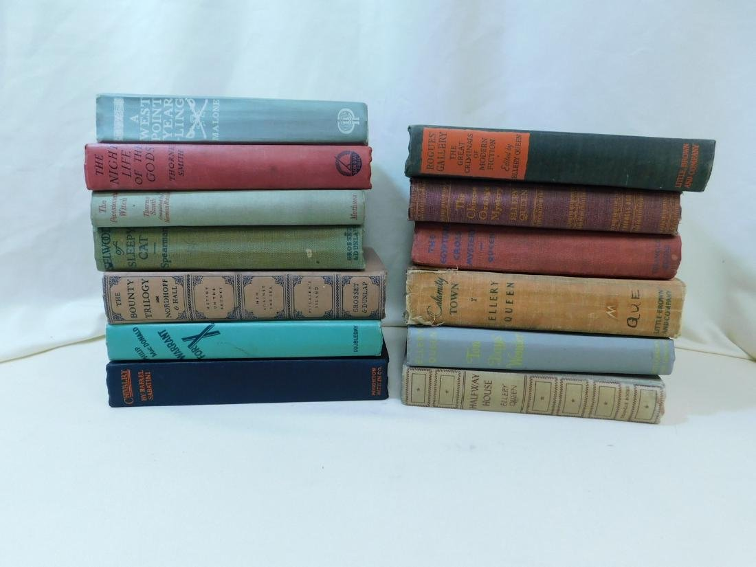 VINTAGE HARD COVER BOOKS