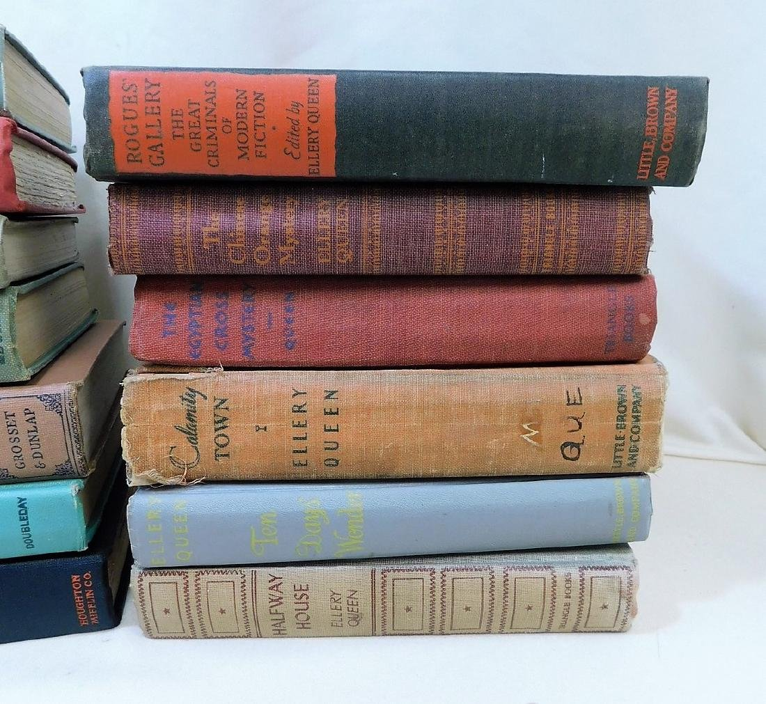 VINTAGE HARD COVER BOOKS - 2