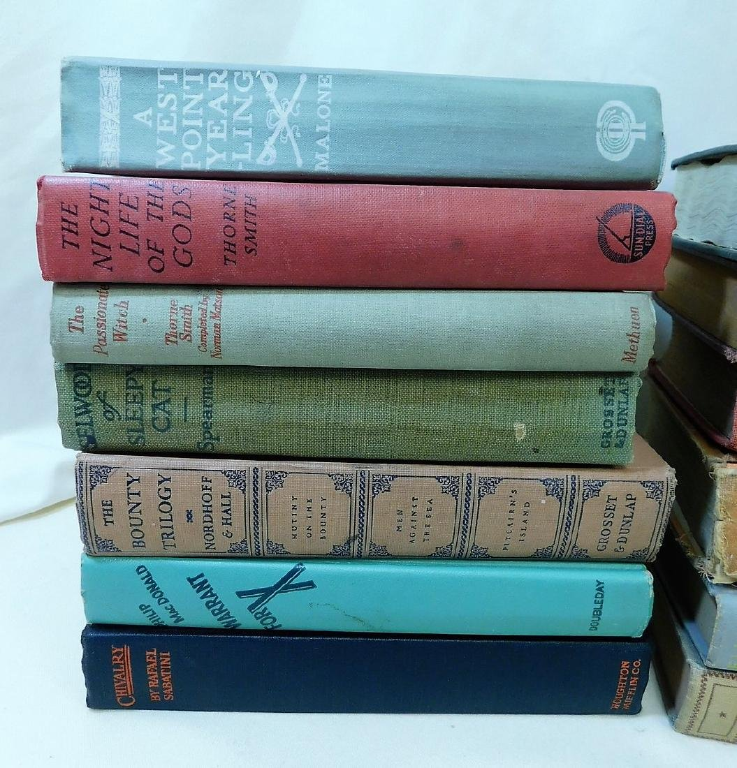 VINTAGE HARD COVER BOOKS - 3