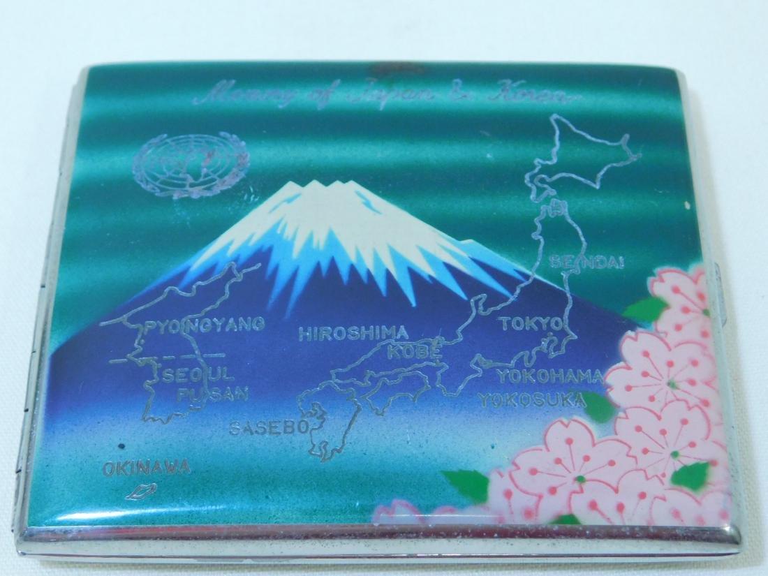 MEMORY OF JAPAN - CIGARETTE CASE & LIGHTER - 4