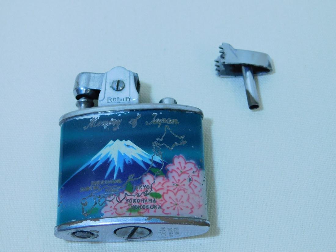 MEMORY OF JAPAN - CIGARETTE CASE & LIGHTER - 5