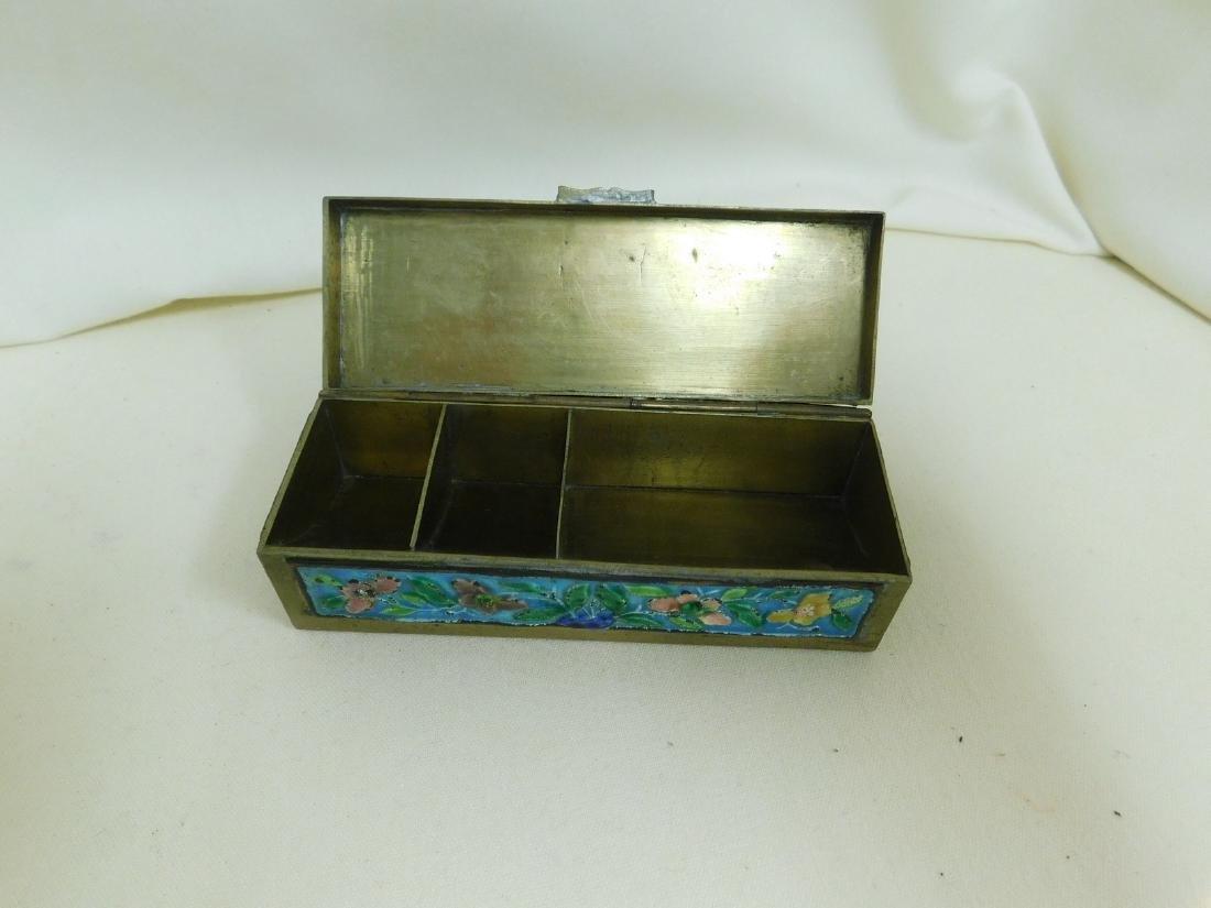CLOISONN+ TRINKET BOX & VASE - 5
