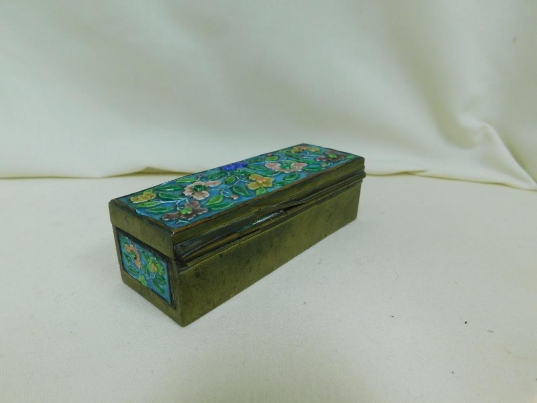 CLOISONN+ TRINKET BOX & VASE - 6