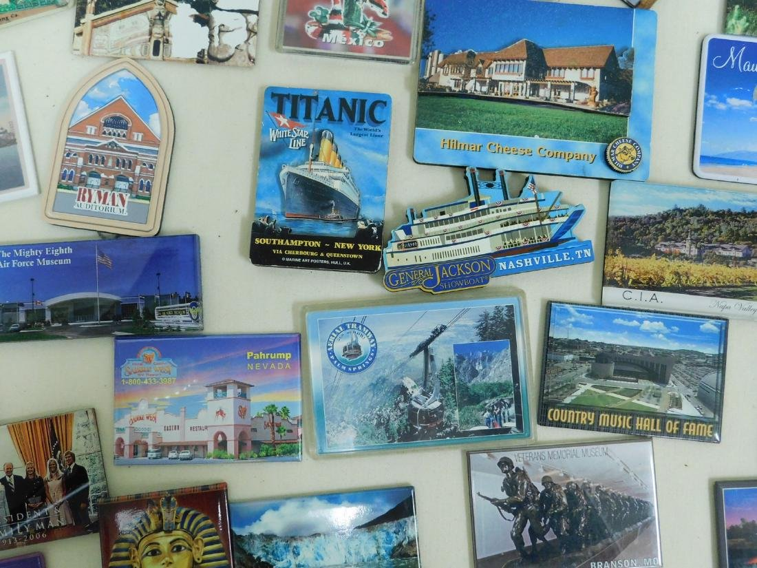 STATE & TOURIST MAGNETS - 6