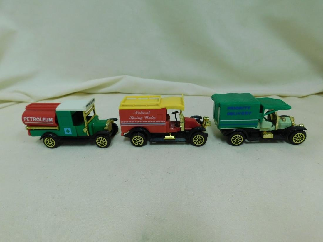 COLLECTIBLE TOY TRUCKS & MOTORBIKES - 2