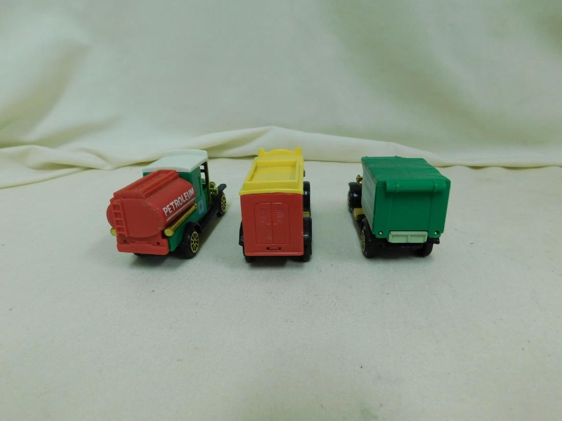 COLLECTIBLE TOY TRUCKS & MOTORBIKES - 3