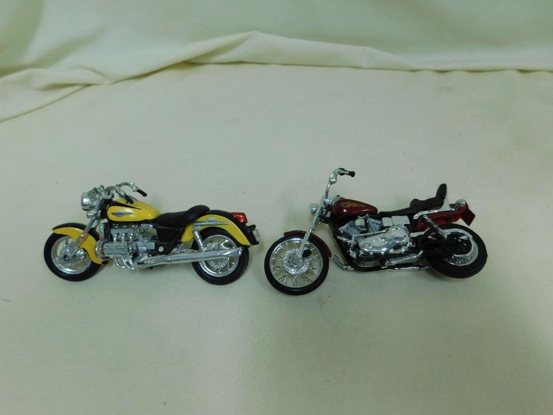 COLLECTIBLE TOY TRUCKS & MOTORBIKES - 7