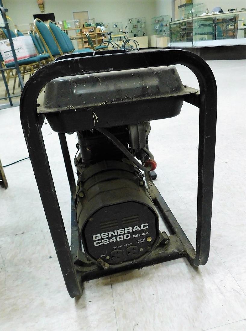 BRIGGS & STRATTON 5 HP GENERATOR - 3