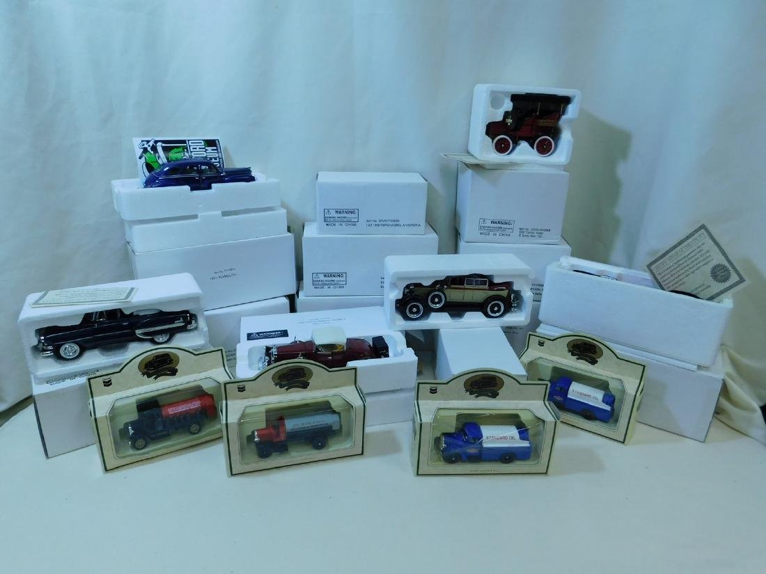 NATIONAL MOTOR MUSEUM DIE CAST CARS & MORE