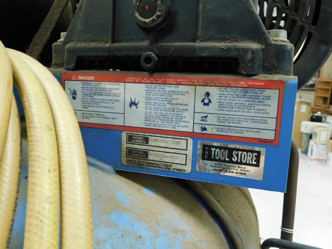 ENERGAIR LARGE CAPACITY AIR COMPRESSOR - 4