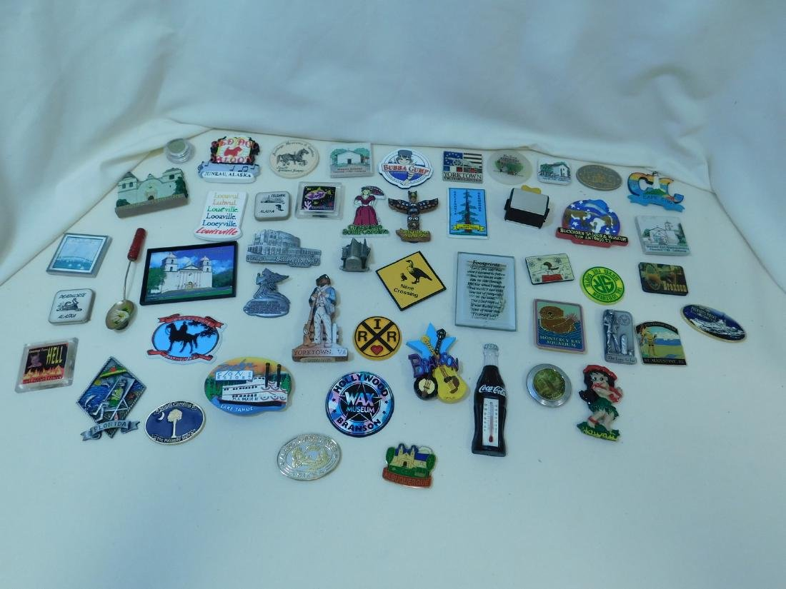 LARGE SELECTION OF MAGNETS