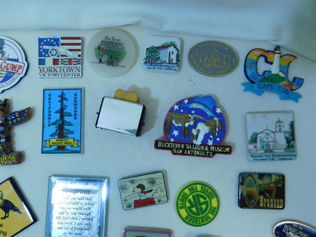 LARGE SELECTION OF MAGNETS - 2