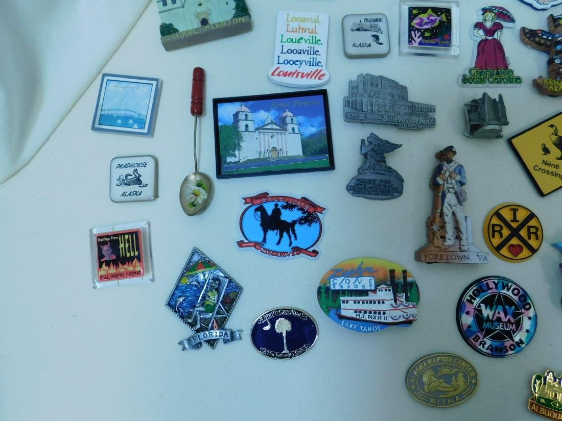 LARGE SELECTION OF MAGNETS - 7