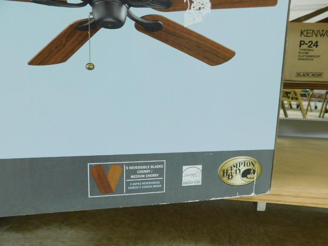 HAMPTON BAY 52 INCH CEILING FAN - NIB - 3