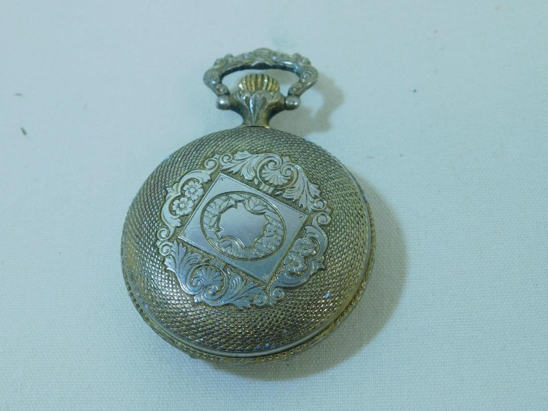 VINTAGE PLAYING CARDS - DOG TAGS - POCKET WATCH & - 7