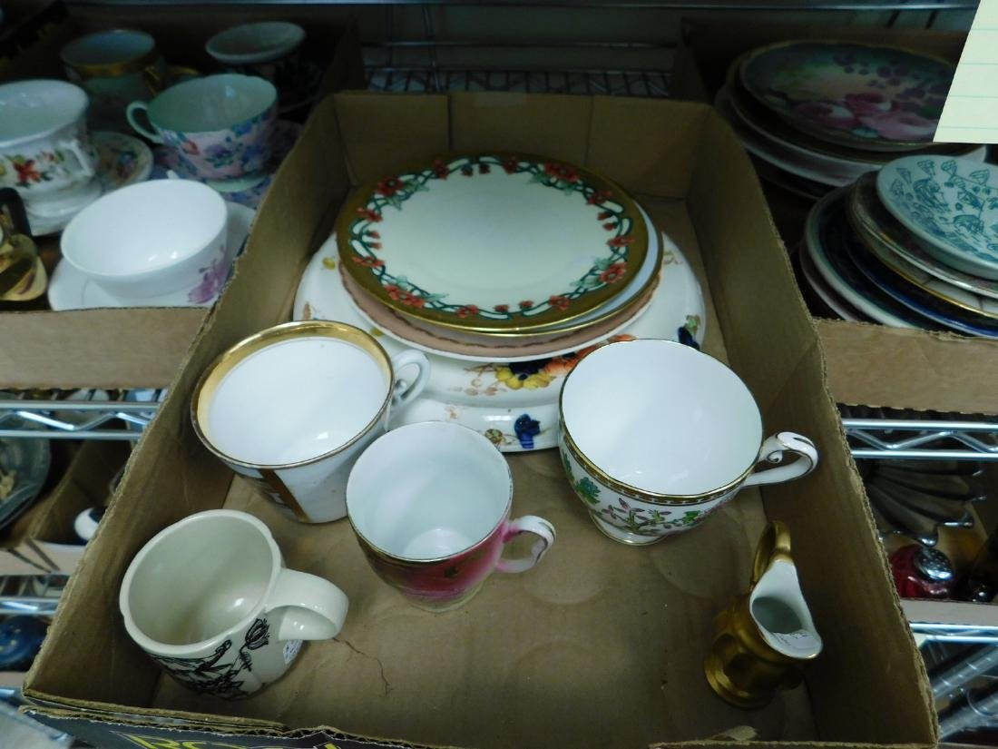 TEACUPS - SAUCERS- PLATES & MORE - 4