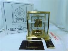 JAEGER-LECOULTRE ATMOS PRESENTATION CLOCK