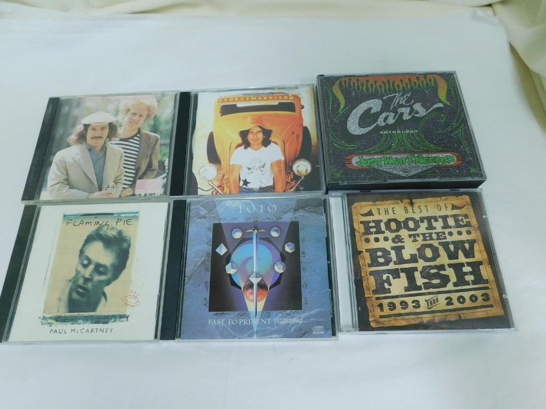 65 VARIOUS MUSIC CDS