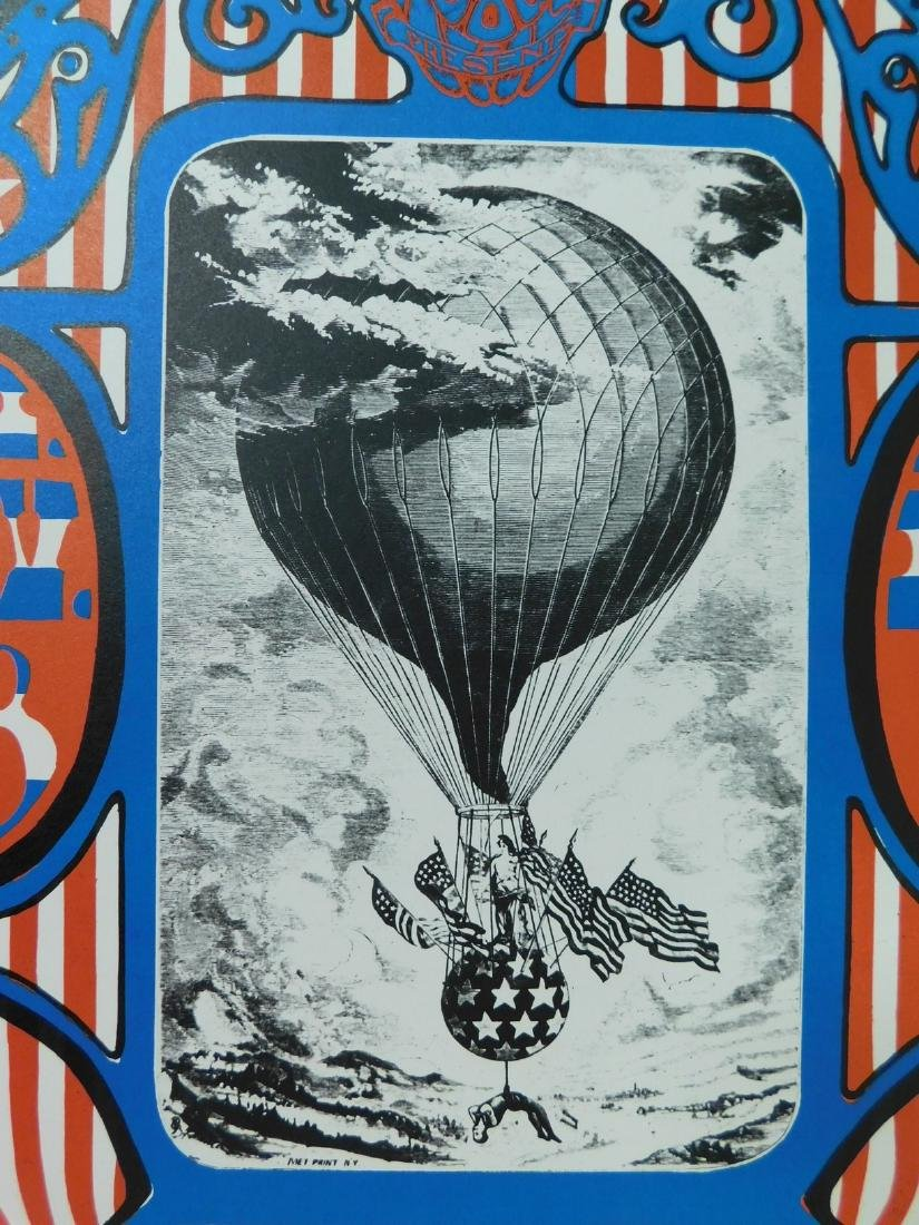 1966 DAILY FLASH - QUICK SILVER CONCERT POSTER - 5