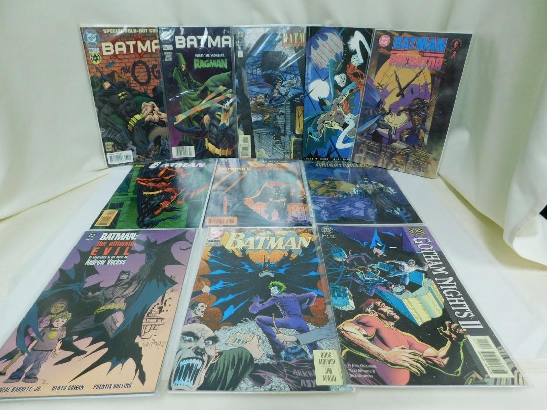 1990'S DC BATMAN COMICS