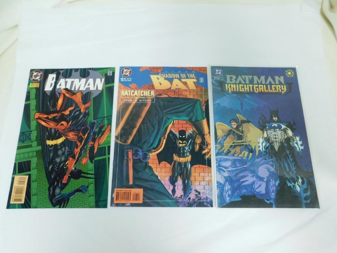 1990'S DC BATMAN COMICS - 2