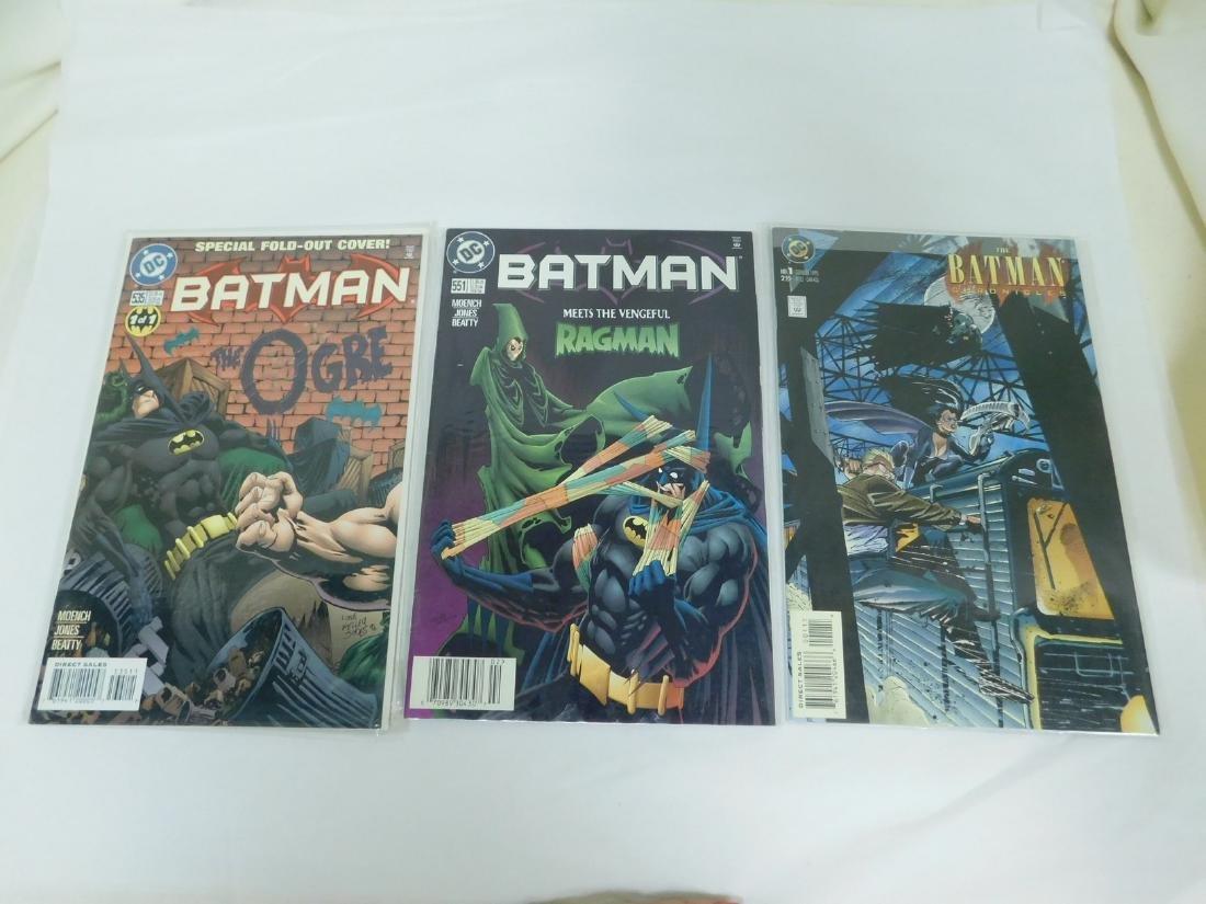 1990'S DC BATMAN COMICS - 3