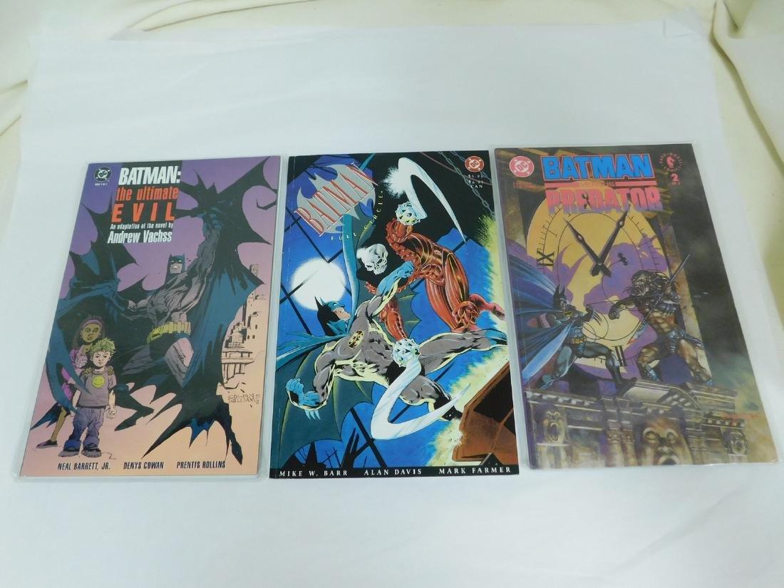 1990'S DC BATMAN COMICS - 4